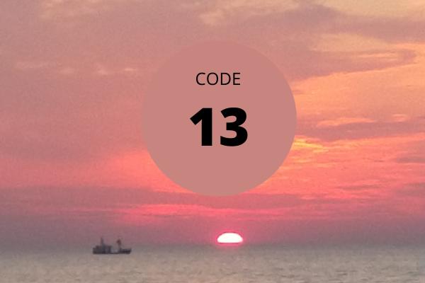 blog code 13 getal 13 geluksgetal doelbewust leven