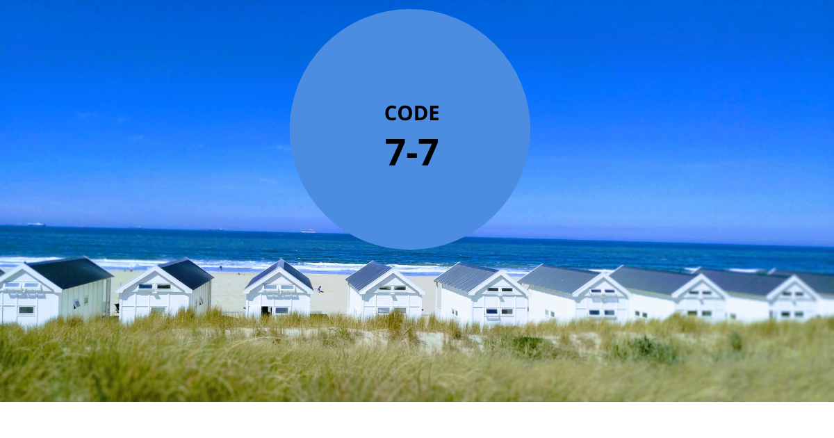 doelbewust leven conscious living code 7-7